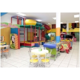 buffet infantil com churrasco Suzano