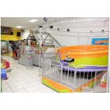 buffet infantil completo local Suzano