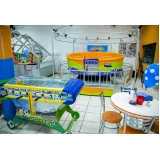 buffet infantil jantar local Suzano