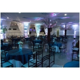 buffet para eventos corporativos local Zona Leste