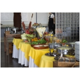 buffet para festa de empresa local São Bernardo do Campo