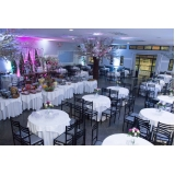 buffets de evento corporativo Zona Leste